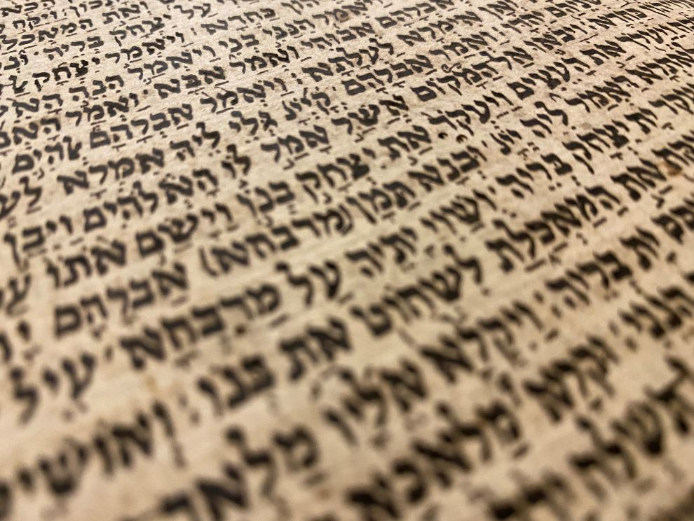 How many Jewish holy books are there