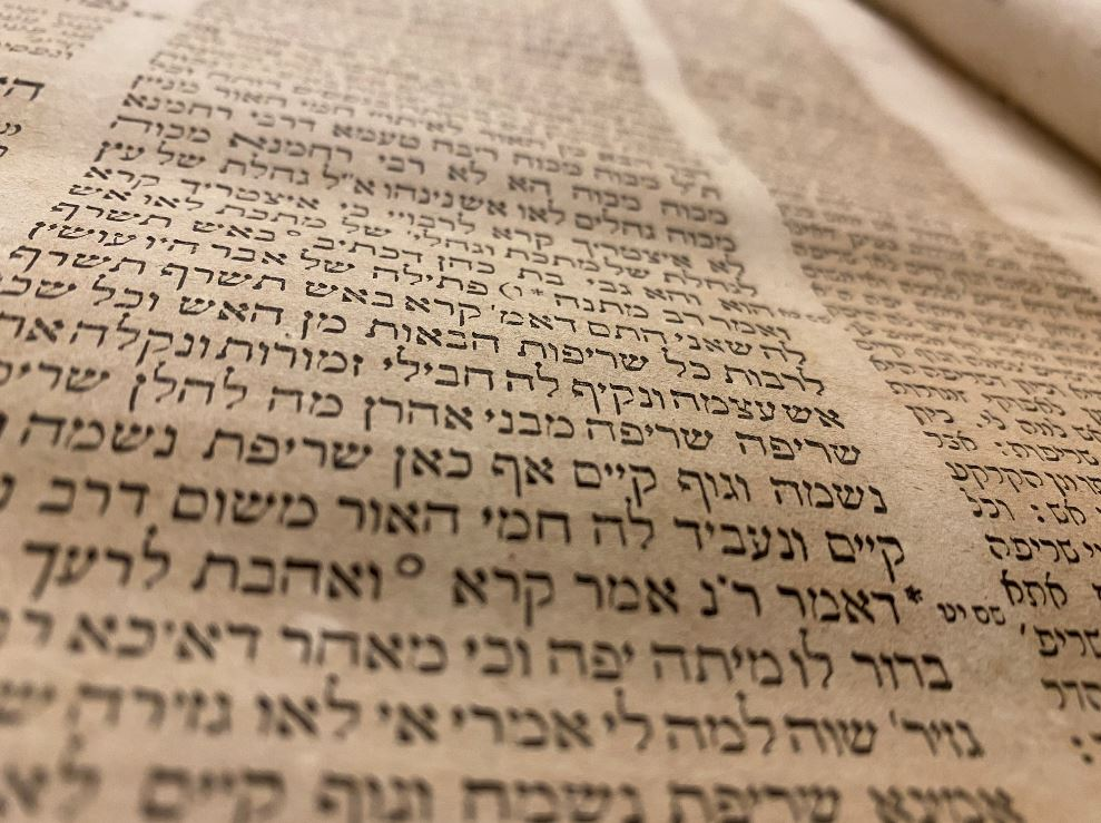 How to dispose of Jewish holy books