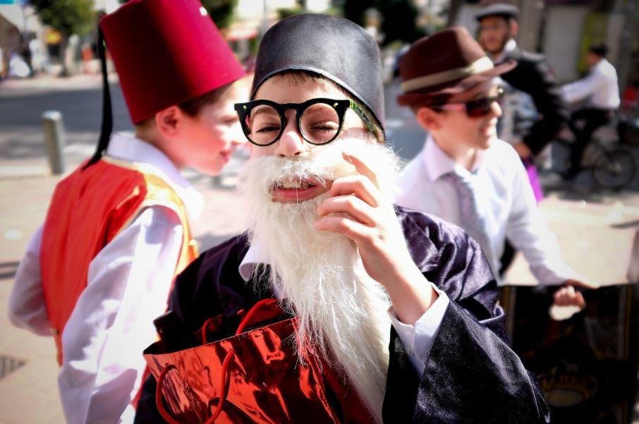 Jewish festival Purim