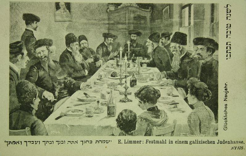 Jewish festivals bible