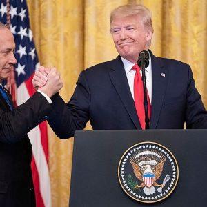 Deal Of The Century - Trump Peace Plan