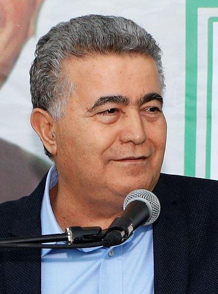 Amir Perez - Labor party leader - Israel election