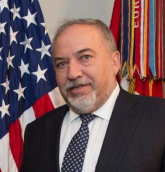 Avigdor Liberman - Israel Beitenu leader