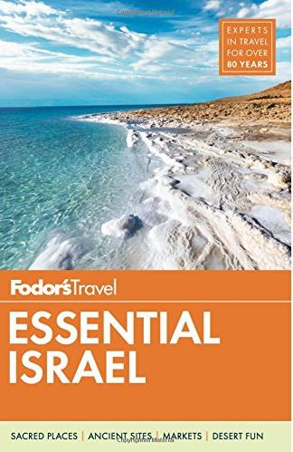 Israel tour guide book