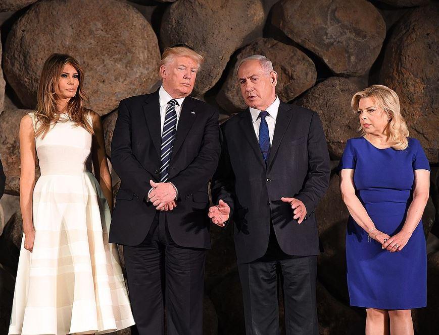 Benjamin Netanyahu - Israel election