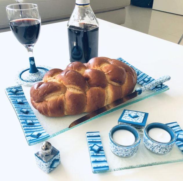 Challa board Jewish confirmation gifts