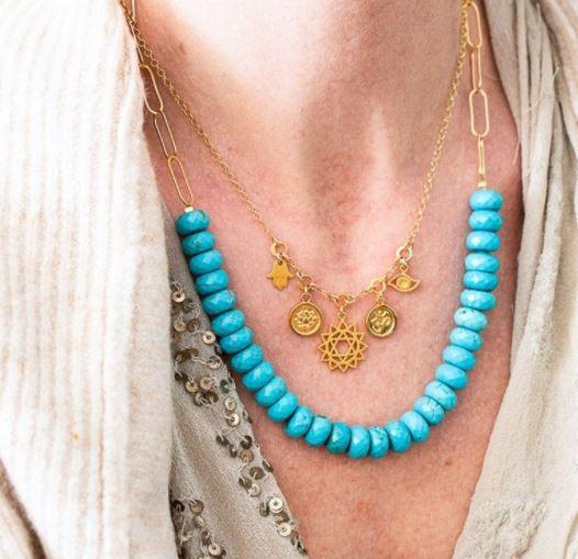 hamsa lotus jewelry