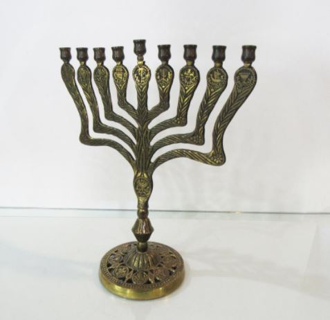 Brass menorah buy online