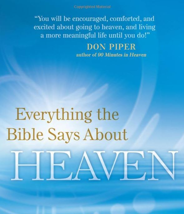 Everything the Bible says about Heaven - Amazon book
