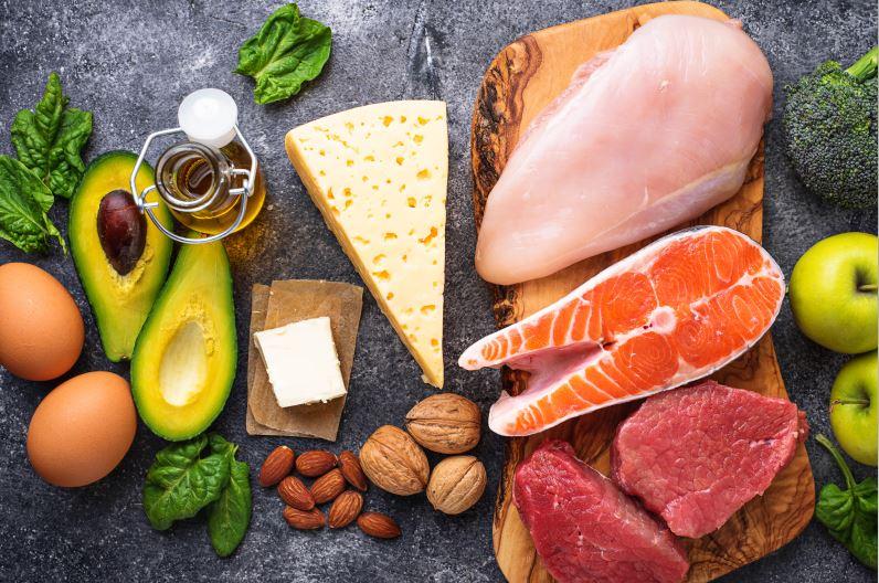Mediterranean diet versus keto