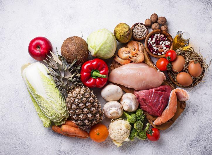 Mediterranean diet vessus Paleo diet