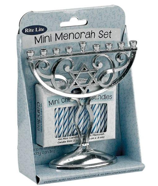 Mini menorah set buy online
