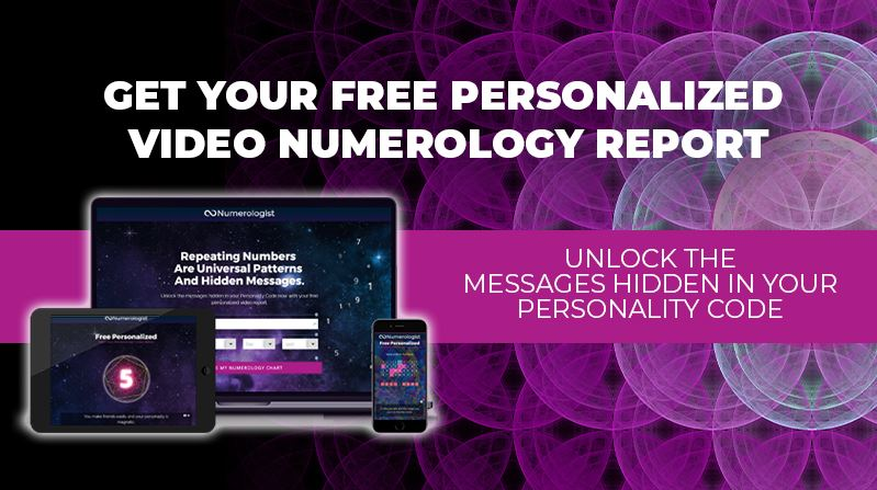 Numerology calculator banner