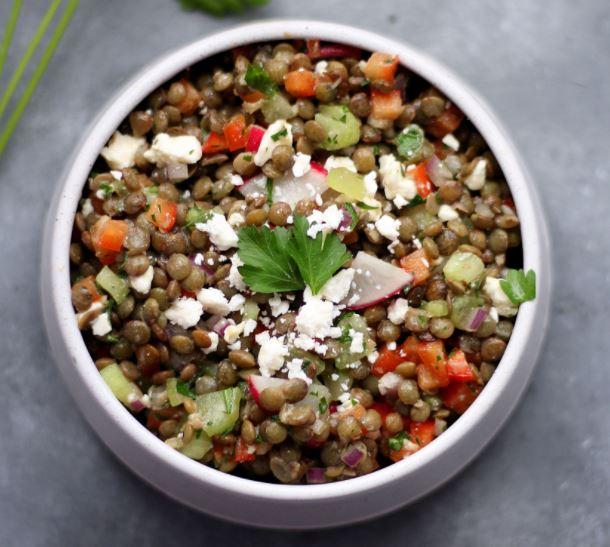 Mediterranean diet easy meal plan