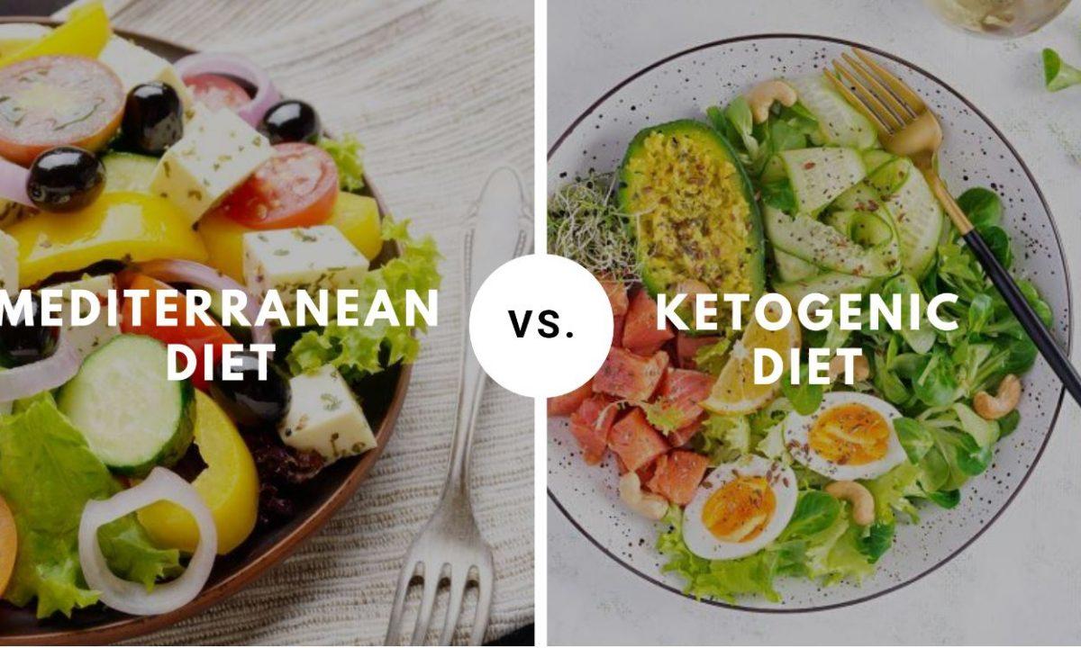 mediterranean diet vs keto