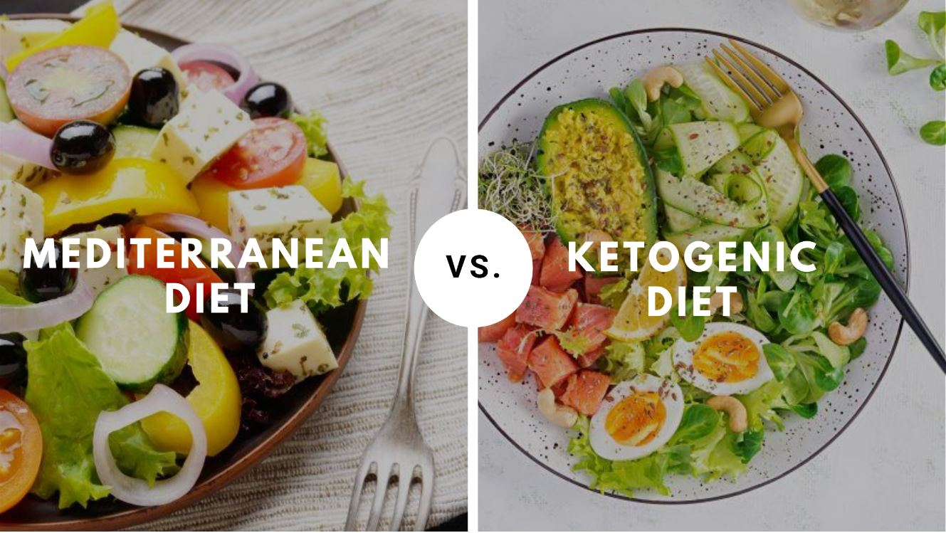 mediterrian diet vs keto
