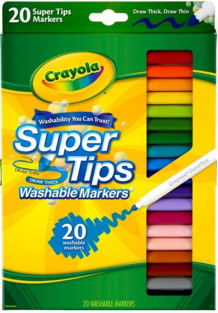 Crayola markers for bible verses coloring pages