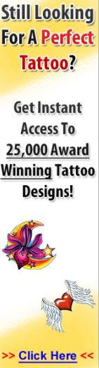 Evil eye and Hamsa tatto designs