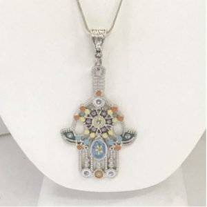 Etsy - Hamsa necklace for good luck