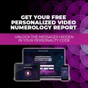 Personalized Numerology Reading