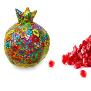 Pomegranate art Decor