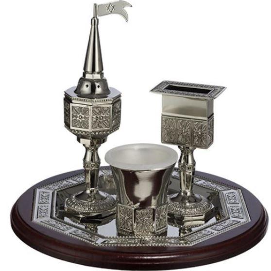 Shabbat Havdalah set