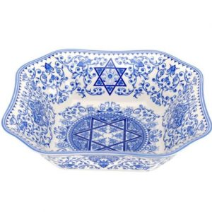 Spode Judaica Serving Dish