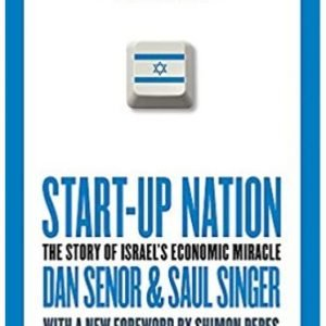 "Start-Up Nation addresses the trillion dollar question: How is it that Israel -- a country of 7.1 million, only 60 years old, surrounded by enemies, in a constant state of war since its founding, with no natural resources-- produces more start-up companies than large, peaceful, and stable nations like Japan, China, India, Korea, Canada and the UK? With the savvy of foreign policy insiders, Senor and Singer examine the lessons of the country's adversity-driven culture, which flattens hierarchy and elevates informality-- all backed up by government policies focused on innovation. In a world where economies as diverse as Ireland, Singapore and Dubai have tried to re-create the ""Israel effect"", there are entrepreneurial lessons well worth noting. As America reboots its own economy and can-do spirit, there's never been a better time to look at this remarkable and resilient nation for some impressive, surprising clues."