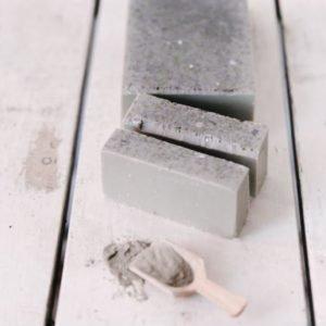 dead sea organic facial soap