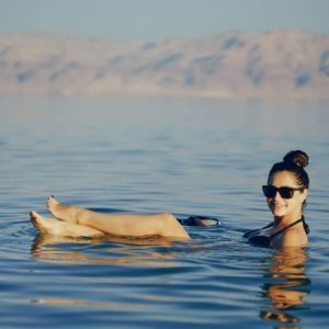 Floating On the Dead Sea - How Does It Feel Like?