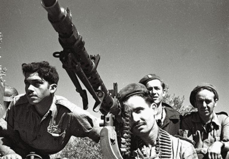 Israel war of independence