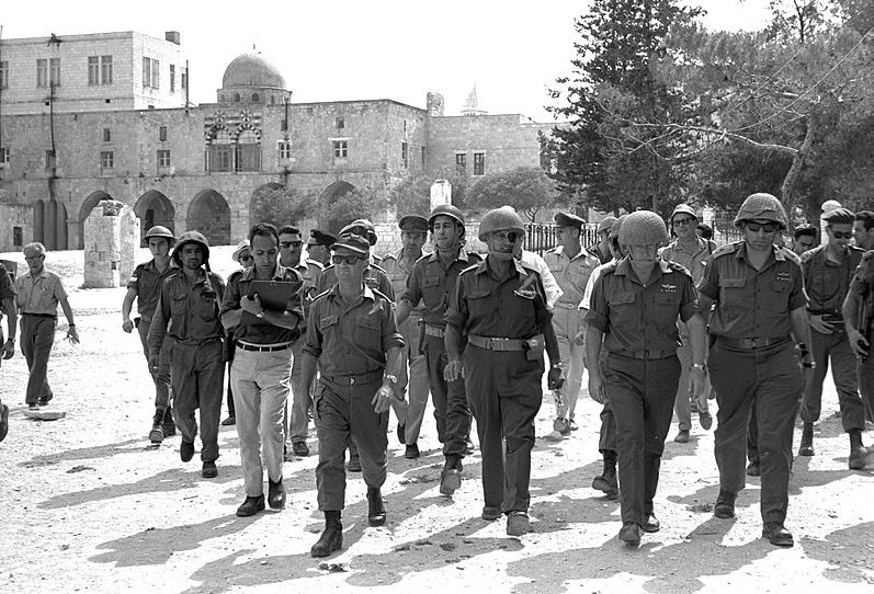 Six Days war - end of the war
