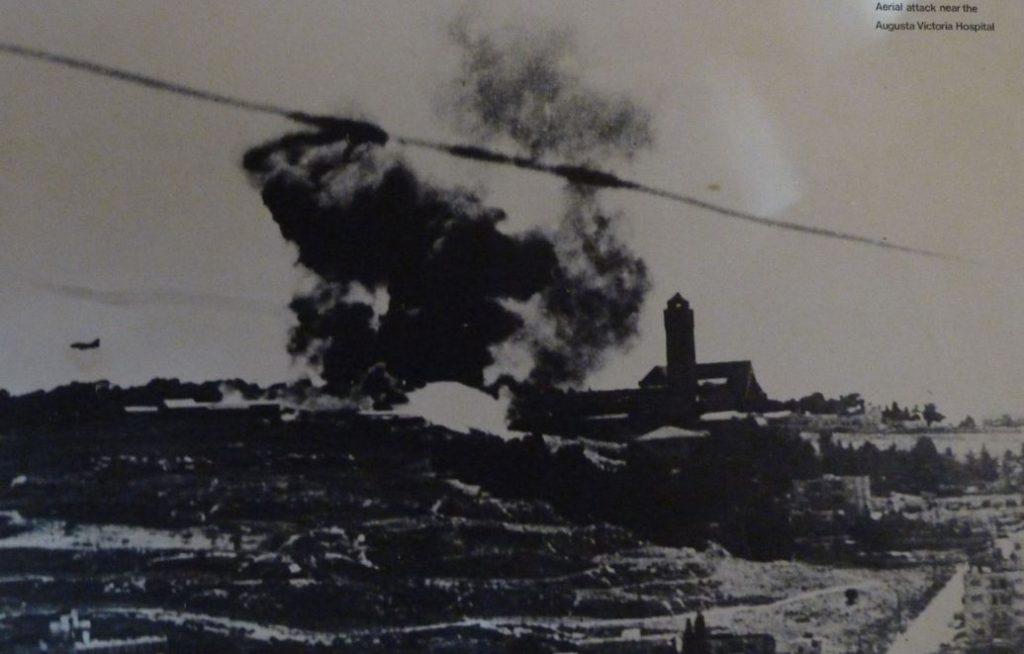 Six Days war - the battle in Jerusalem