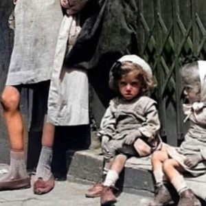 Color Photos From The Warsaw Ghetto During The Holocaust