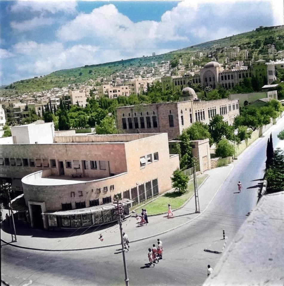 Haifa photos under British mandate