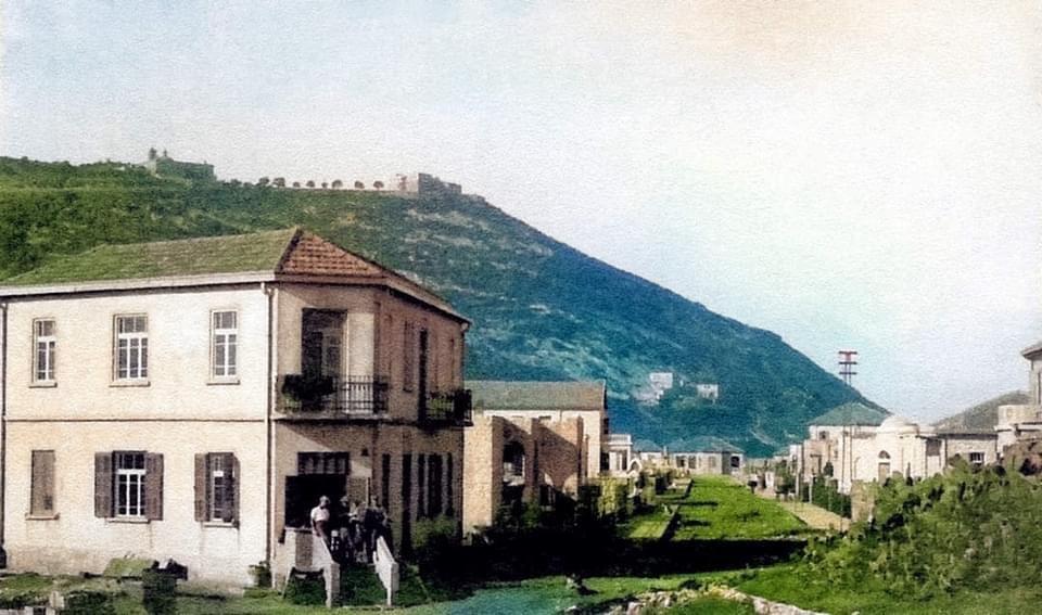 Haifa old photos