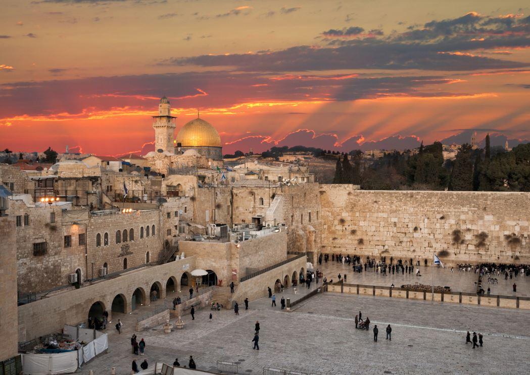 Jerusalem songs