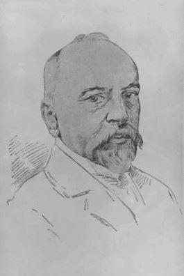 Isidor Kaufmann - Self-portrait