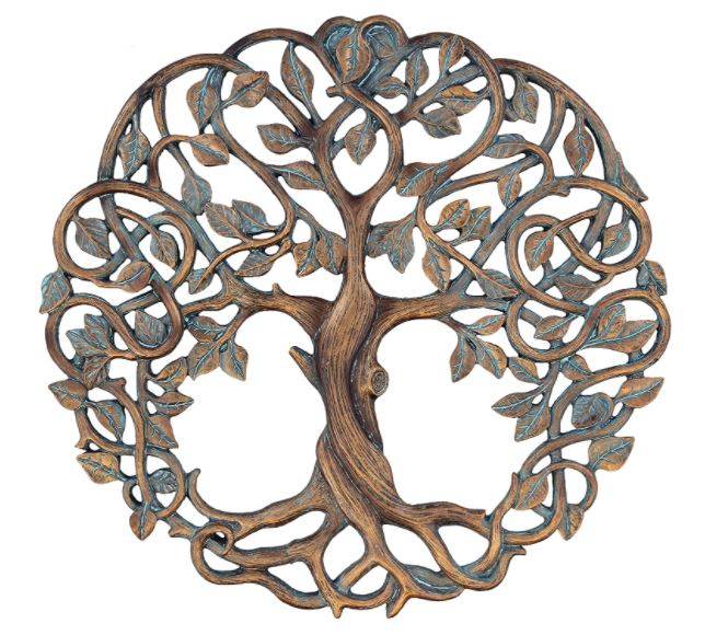 Wall Plaque Tree of Life - Judaica gift ideas